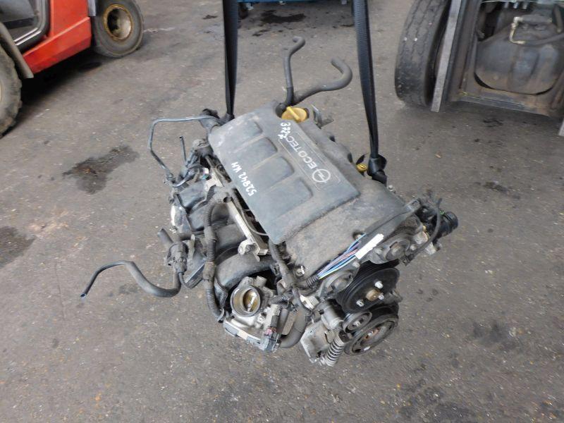 Motor OPEL CORSA D 1.2